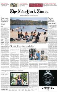 International New York Times - 24 June 2020