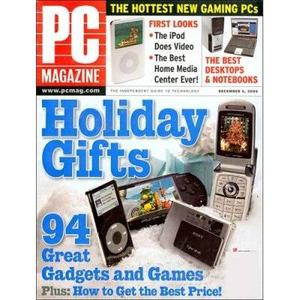 PC Magazine Year 2004 Edition