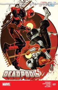 AXIS series 3167 037 Deadpool 037 2015 Digital Nahga