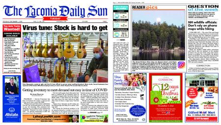 The Laconia Daily Sun – December 01, 2020