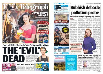 The Daily Telegraph (Sydney) – November 06, 2018
