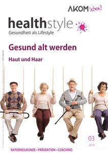 Healthstyle: Gesundheit als Lifestyle – November 2019