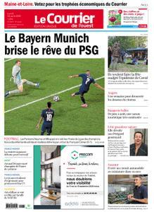 Le Courrier de l'Ouest Angers – 24 août 2020