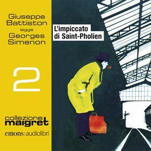 «L'impiccato di Saint-Pholien» by Georges Simenon