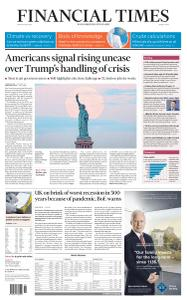 Financial Times Middle East - May 8, 2020