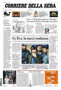 Corriere della Sera - 1 Giugno 2021