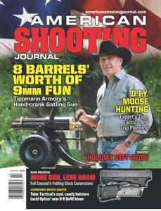 American Shooting Journal - October 2019