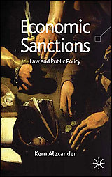 Economic Sanctions: Law and Public Policy
