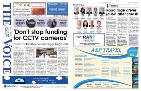 The Spalding & South Holland Voice – September 18, 2019