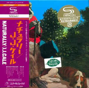 J.J. Cale - Naturally (1971) {2013, Japanese Mini LP SHM-CD, Limited Edition, Remastered} Repost