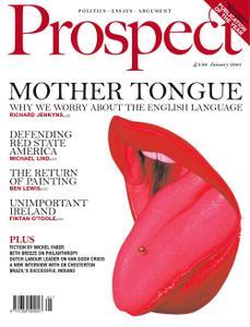 Prospect Magazine - January 2005