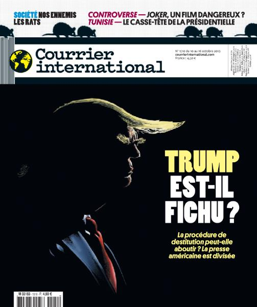 Courrier International - 10 Octobre 2019