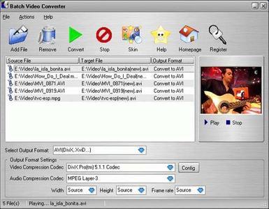 Batch Video Converter 2.6.0