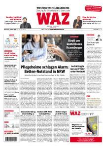 WAZ Westdeutsche Allgemeine Zeitung Oberhausen-Sterkrade - 21. März 2019