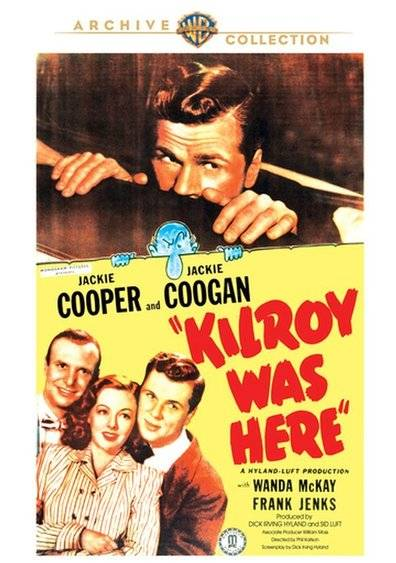 Kilroy Was Here (1947) [Re-Up]