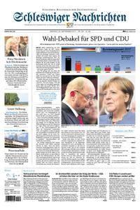 Schleswiger Nachrichten - 25. September 2017