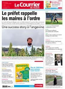 Le Courrier de l'Ouest Cholet – 01 novembre 2020