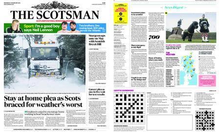The Scotsman – February 28, 2018