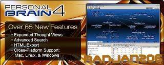 TheBrain Technologies PersonalBrain v4.1.3.6 Pro