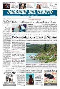 Corriere del Veneto Vicenza e Bassano - 21 Agosto 2018