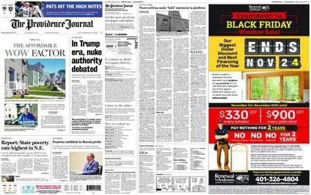 The Providence Journal – November 20, 2017