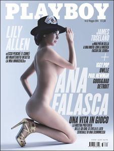 Playboy Italy - Maggio 2014