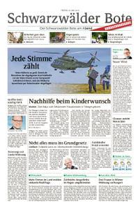Schwarzwälder Bote Hechingen - 24. Mai 2019