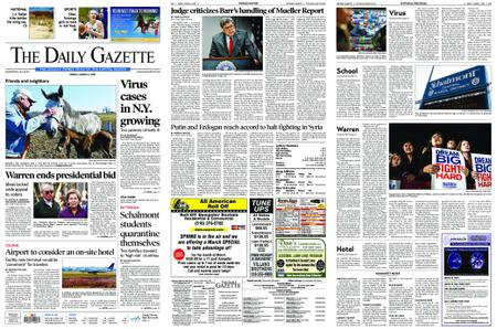 The Daily Gazette – March 06, 2020