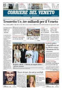Corriere del Veneto Vicenza e Bassano – 30 giugno 2020