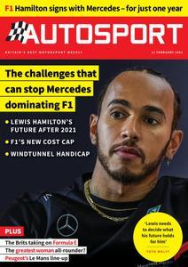 Autosport – 11 February 2021