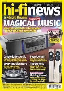Hi-Fi News - March 2017
