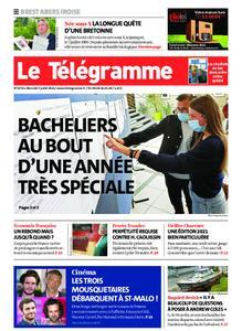 Le Télégramme Brest Abers Iroise – 07 juillet 2021