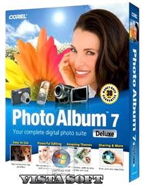Corel Photo Album 7.00 DELUXE