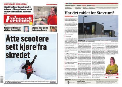 Finnmark Dagblad – 30. mars 2020
