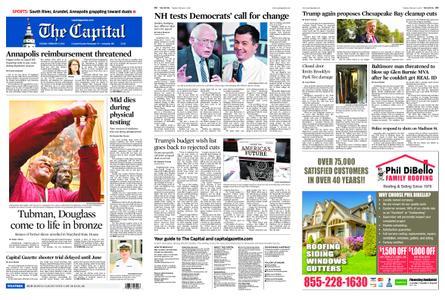 The Capital – February 11, 2020