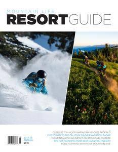 Mountain Life Resort Guide - October 2017