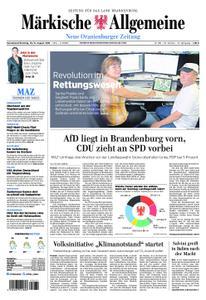 Neue Oranienburger Zeitung - 10. August 2019