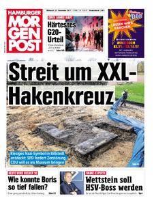 Hamburger Morgenpost - 22. November 2017