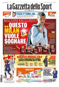 La Gazzetta dello Sport Roma – 08 dicembre 2020