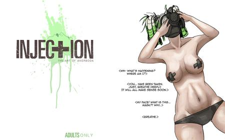 Injection - The Art of Angrboda