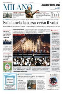 Corriere della Sera Milano – 08 dicembre 2020