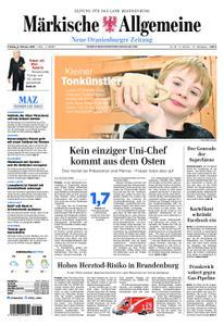 Neue Oranienburger Zeitung - 08. Februar 2019