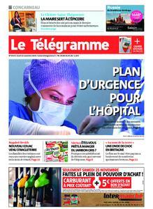 Le Télégramme Concarneau – 21 novembre 2019