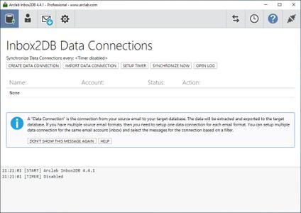Arclab Inbox2DB 4.5.0