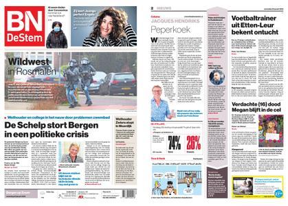 BN DeStem - Bergen op Zoom – 22 januari 2020