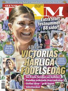 Svensk Damtidning – 18 juli 2019