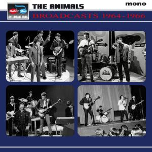 The Animals - The Complete Live Broadcasts 1: 1964-1966 (2019)