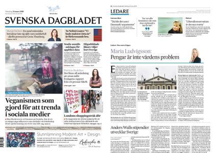 Svenska Dagbladet – 25 mars 2019