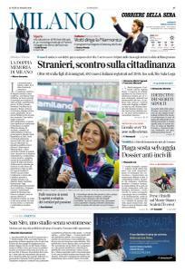 Corriere della Sera Milano - 25 Marzo 2019