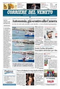 Corriere del Veneto Padova e Rovigo – 18 luglio 2019
